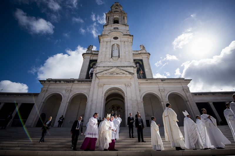 Visita do Papa Francisco em 2017, Fátima - Foto: Turismo do Centro